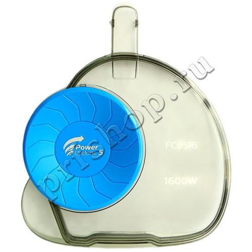 Крышка контейнера для сбора пыли к пылесосу - фото 10984