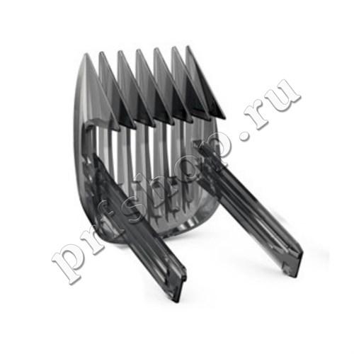 Насадка-гребень к машинке для стрижки волос, средняя, CP0411/01 - фото 4668