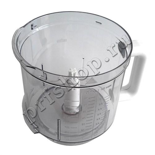 Чаша (основная) для кухонного комбайна - фото 5358