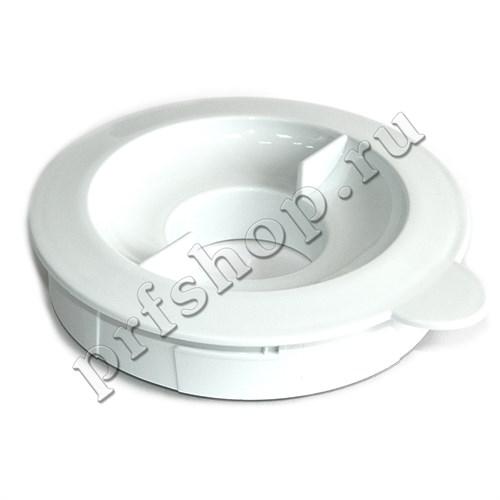 Крышка чаши блендера для кухонного комбайна, цвет белый - фото 5539