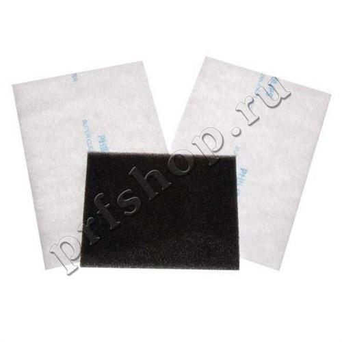 AFS-фильтр воздушный выходной для пылесоса, FC8032/02 - фото 6582