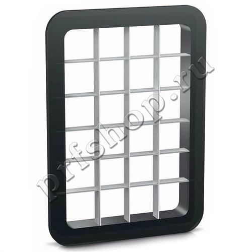 Решётка-кубикорезка для блендера (для квадратных кусочков) - фото 7461