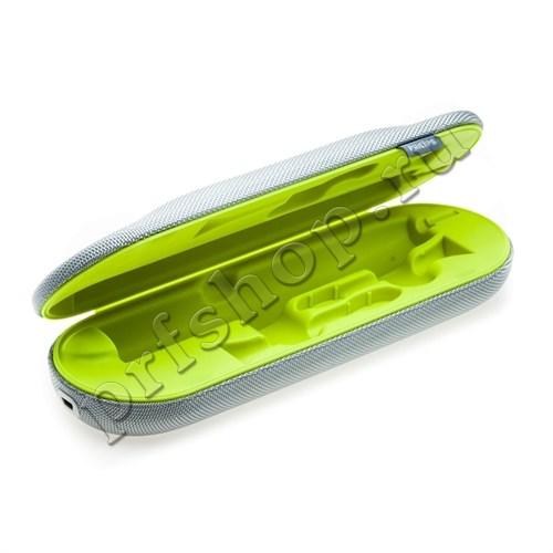 Футляр дорожный для зубной щётки, цвет серый, CRP247/01 - фото 9422