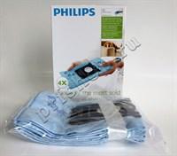 Мешок-пылесборник для пылесоса (комплект из 4 шт.), FC8023/04 - фото 3768