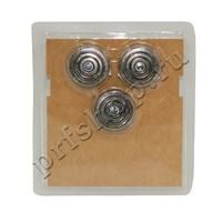 Головка бреющая для электробритвы (комплект из 3 шт.), HQ9/50 - фото 3992