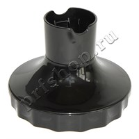 Крышка-редуктор для большой чаши блендера, цвет чёрный, D = 120 мм,  HR3935/01 - фото 4282