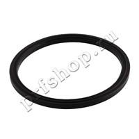 Кольцо уплотнительное для чаши блендера кухонного комбайна, CRP564/01 - фото 4477