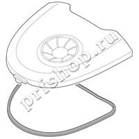 Крышка контейнера для сбора пыли к пылесосу - фото 4603