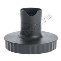 Крышка-редуктор для большой чаши блендера, цвет чёрный, D = 130 мм - фото 4789