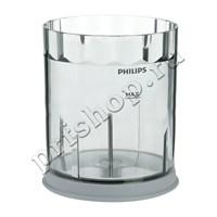 Чаша измельчителя для блендера, большая, D = 120 мм, CP9714/01 - фото 5333