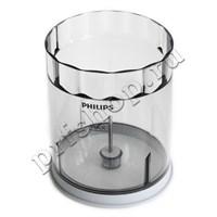 Чаша измельчителя для блендера, большая, D = 120 мм, CP9742/01 - фото 6412