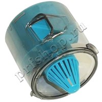 Контейнер фильтра для беспроводного пылесоса, CP0176/01 - фото 9136