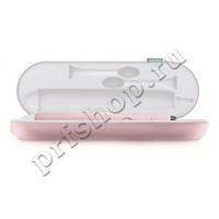 Футляр дорожный для зубной щётки, цвет розовый, CP0472/01 - фото 9724
