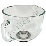 Чаша с ручкой для кухонной машины