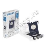 Мешок-пылесборник для пылесоса (комплект из 4 шт.), FC8021/03