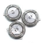 Головка бреющая для электробритвы (комплект из 3 шт.), HQ6/50
