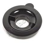 Крышка чаши блендера для кухонного комбайна, цвет чёрный