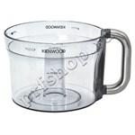 Чаша насадки-измельчителя для кухонной машины