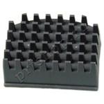 Приспособление для очистки решётки кубикорезки