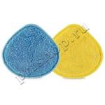 Комплект сменных накладок для пароочистителя, FC8055/01
