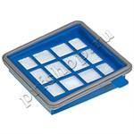 Фильтр отсека пылесборника для пылесоса
